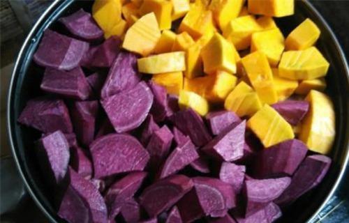 新闻 嘉兴紫薯收购功效与作用