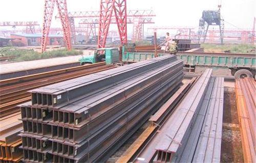 嘉兴 SM490H型钢 生产基地