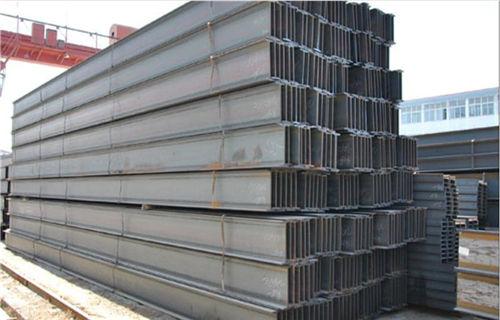 嘉兴 SS400H型钢生产基地