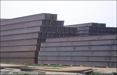 嘉兴 SS400H型钢厂家供货