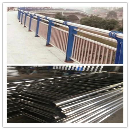 营口桥梁景观不锈钢栏杆分割零售方便