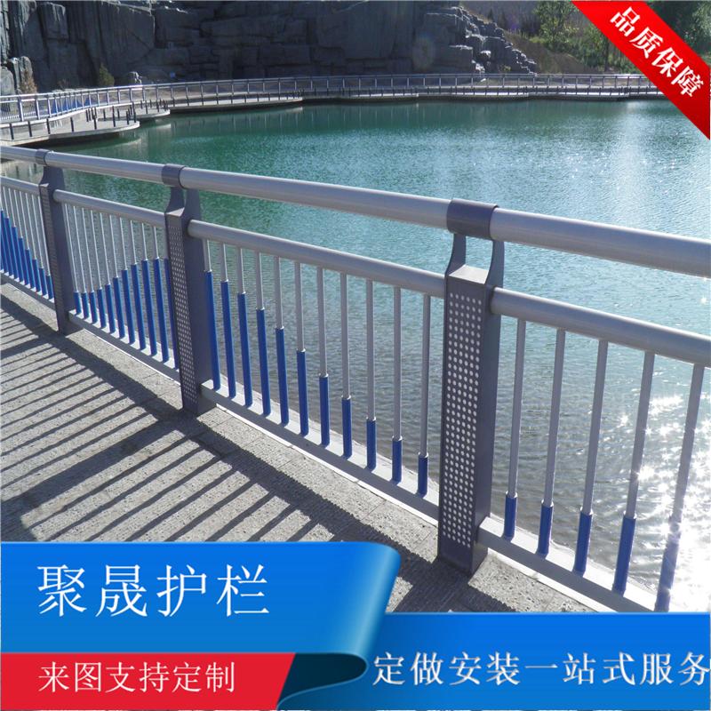 安徽蕪湖景觀橋欄桿定做加工廠