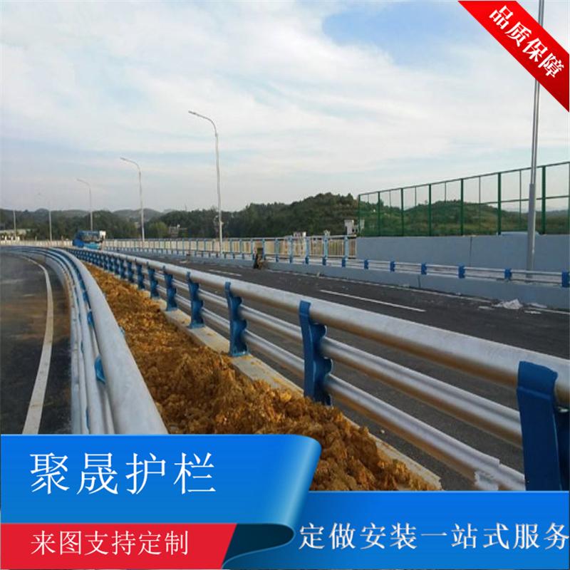云南大理橋上的防撞護欄誠實守信廠家